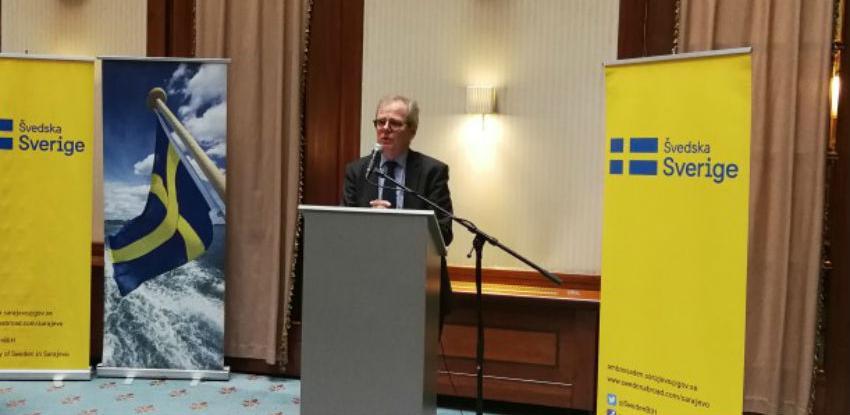 Švedska daje 3,8 miliona eura za unaprjeđenje kvaliteta zraka u BiH