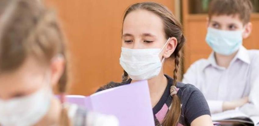 SZO: Djeca starija od 12 godina treba da nose maske