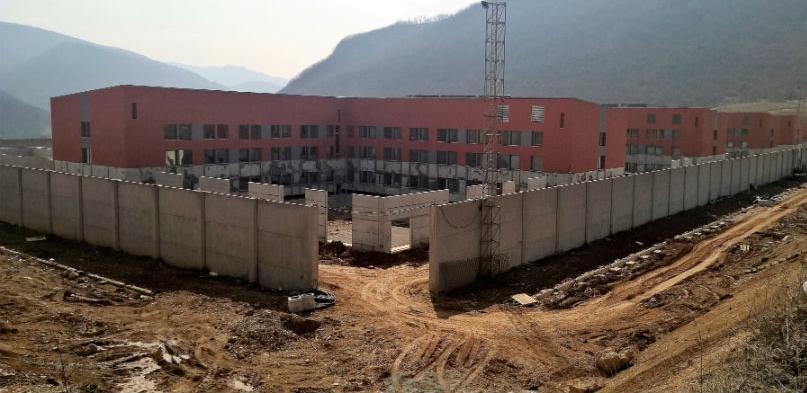 Prvi državni zatvor u BiH počinje s radom 1. januara naredne godine