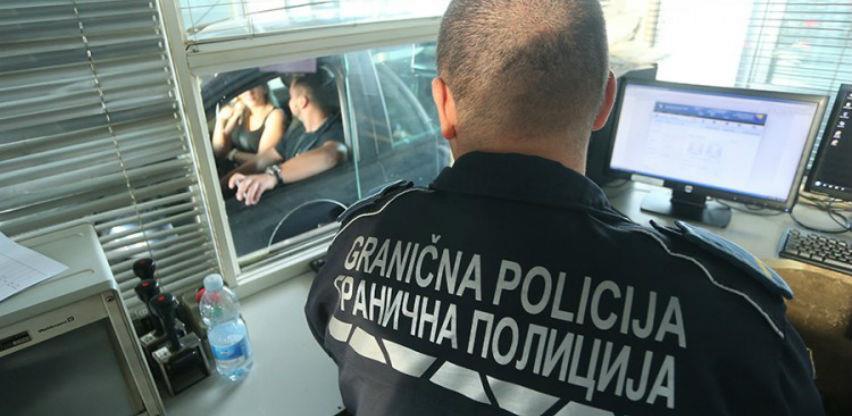 Granična policija traži 1.304 radnika, za plate potrebno 44 miliona KM