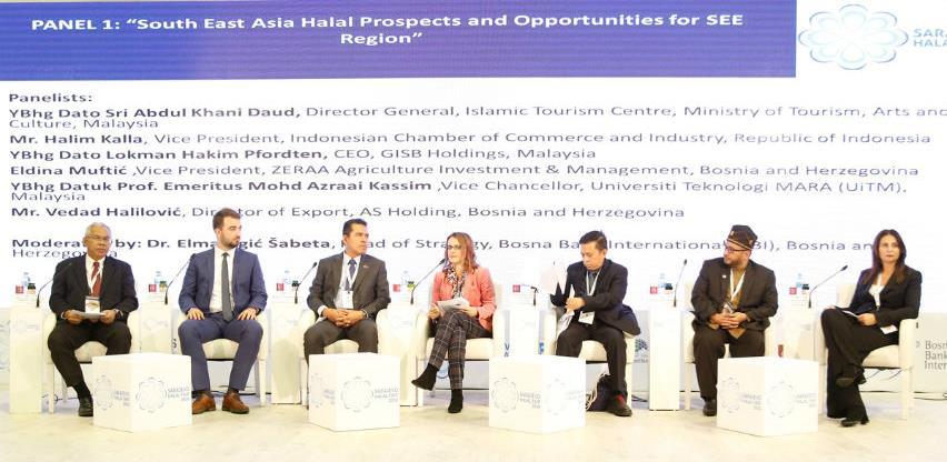 Iskoristiti mogućnosti saradnje bh. i kompanija iz JI Azije u oblasti halala
