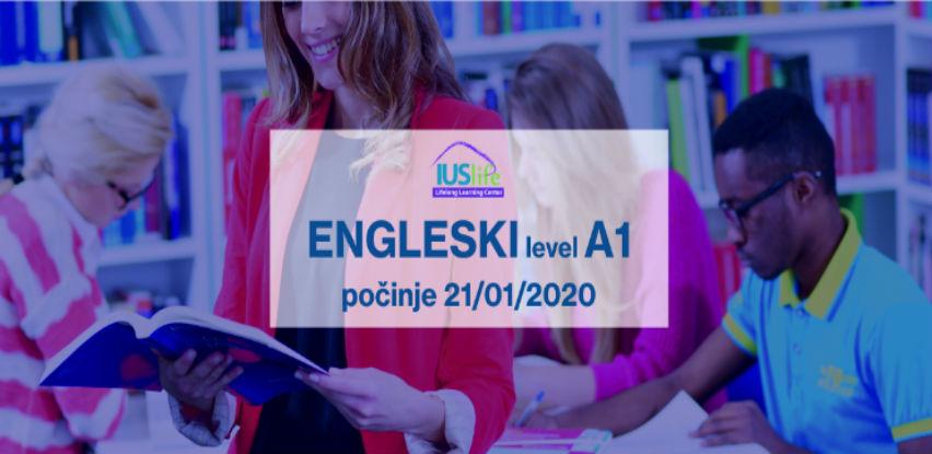IUS Life centar orgnizuje kurs engleskog - Level A1