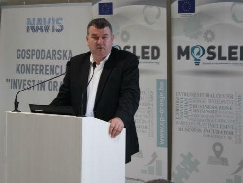 """Konferencija """"Invest in Orašje"""": Orašje kao investicijska destinacija"""