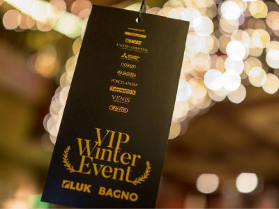 Održan LUK&BAGNO VIP Winter event 2016.