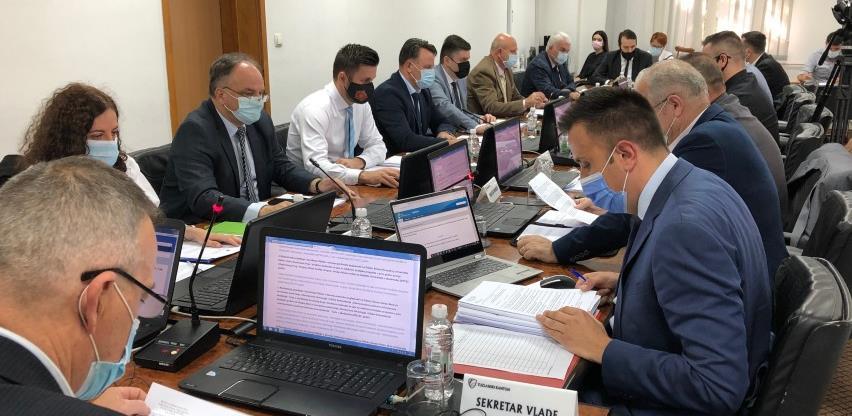 Vlada TK dala saglasnost za 650.000 KM pomoći hotelijerima i ugostiteljima