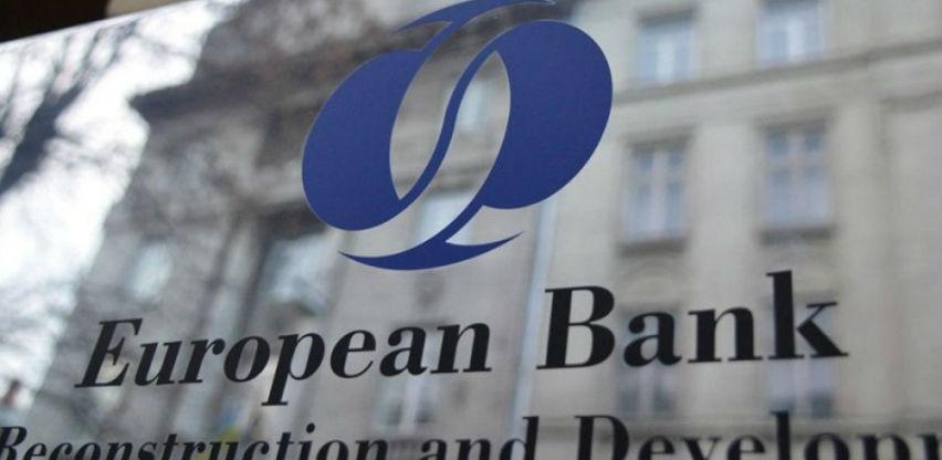 EBRD na Balkanu lani investirala 1,1 milijardi eura