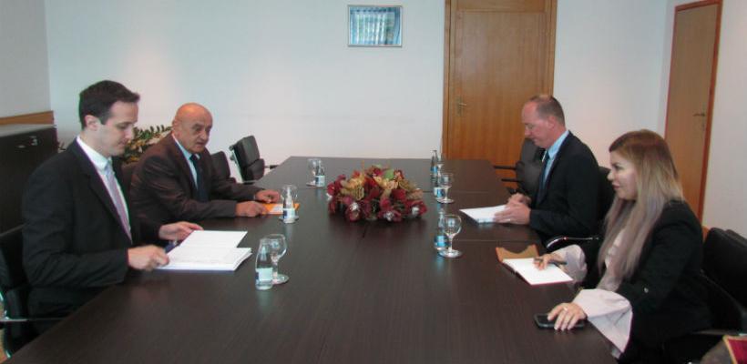 Bevanda i De Lannoy razgovarali o nastavku suradnje s MMF-om