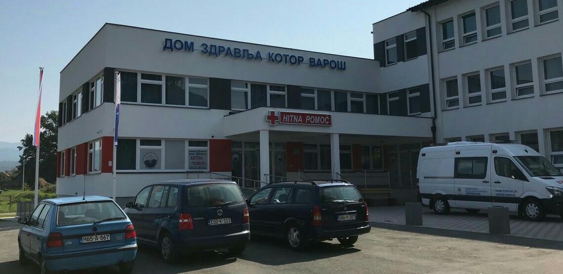 """""""Sportek"""" donirao zaštitna odijela Domu zdravlja"""