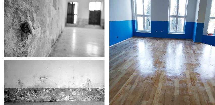 U novom ruhu društveni domovi u Zalužanima i Piskavici