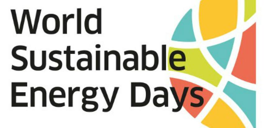 Konferencija World Sustainable Energy Days