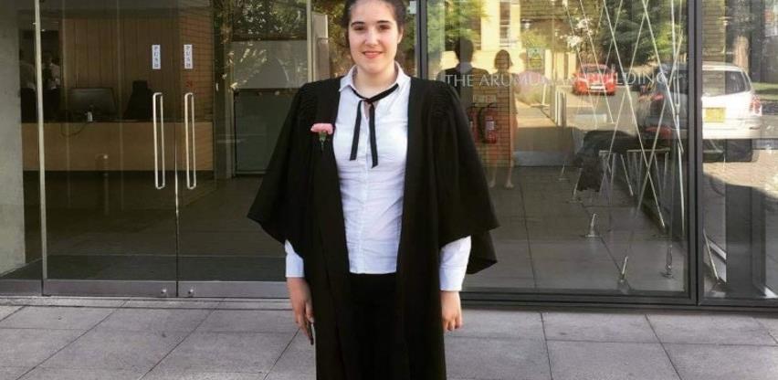 Sarajka Neira Kurtović, oxfordski student, među najboljim matematičarima na svijetu