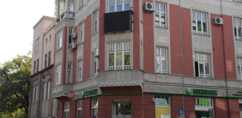 Uklanjanje displeja u centru Sarajeva odloženo zbog upravnog spora