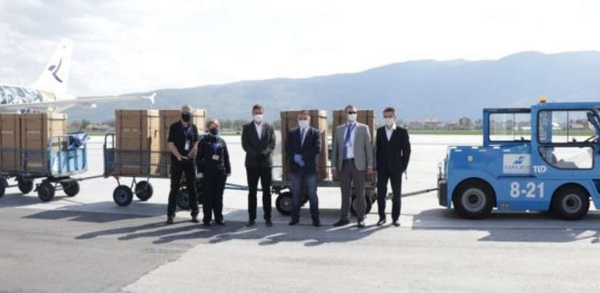 Preostalih 20 respiratora dolazi u Sarajevo