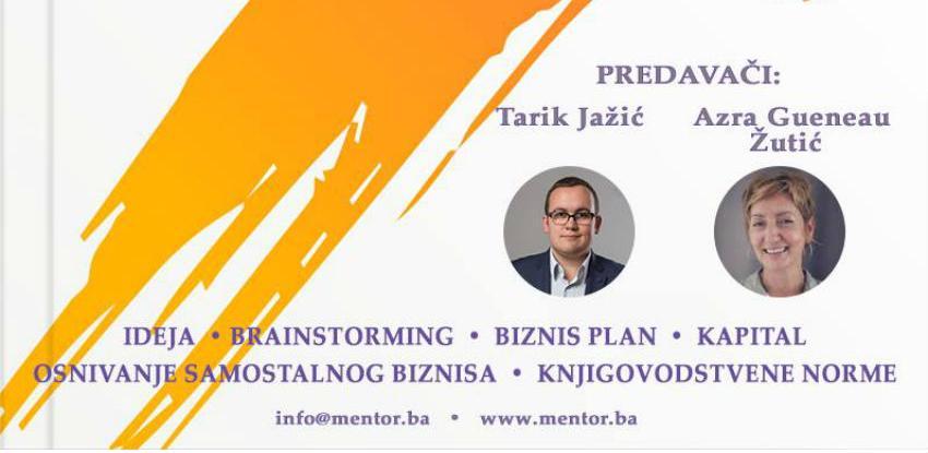 Startup 10 – Program za razvoj poduzetništva u Bosni i Hercegovini