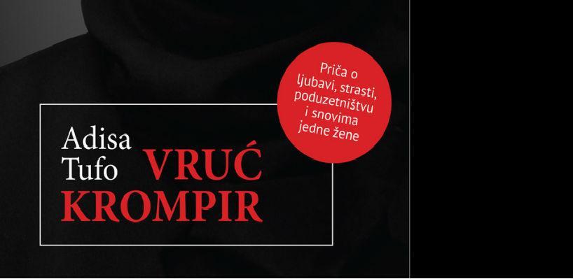 "Promocija knjige ""Vruć krompir"" autorice Adise Tufo u Sarajevu"