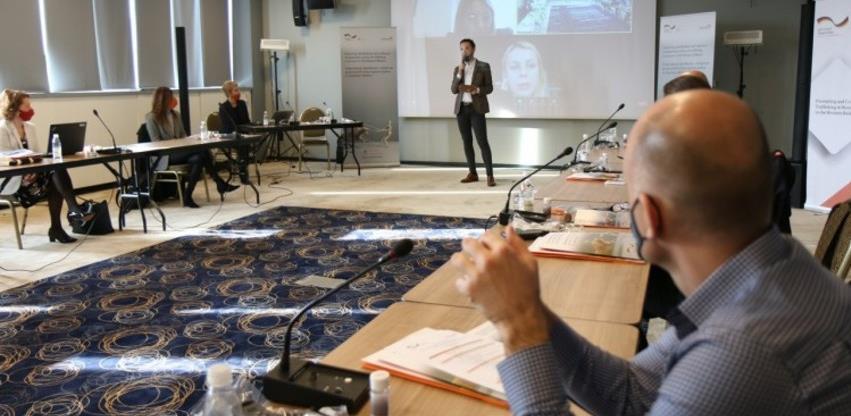 Regionalna razmjena iskustava - Prakse i izazovi u borbi protiv trgovine ljudima