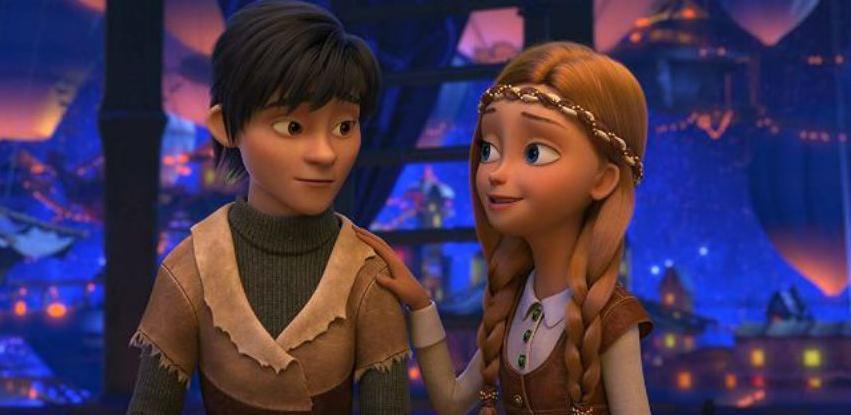 'Leptir' i 'Snježna kraljica: Zemlja zrcala' u Cinema Cityju od 3. januara