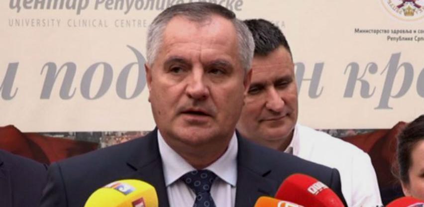 Višković: Prijedlog da regres od 450 KM bude neoporeziv veliki iskorak