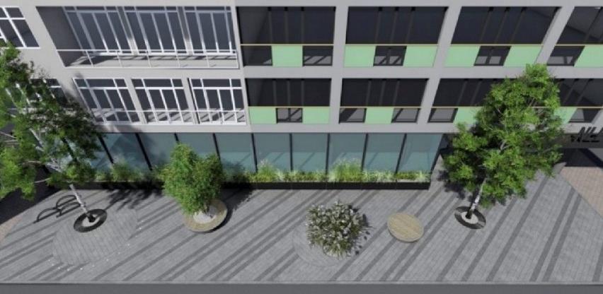 U Ulici Danijela Ozme umjesto parkinga uređuje se prostor za pješake i odmor
