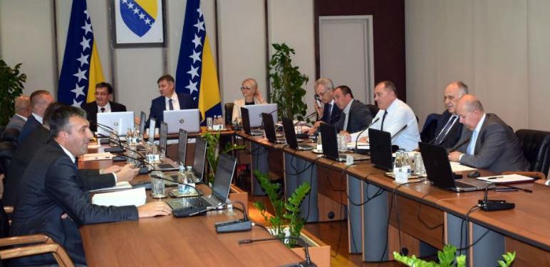 U razvojno-investicionom programu institucija BiH 251 projekat do 2020.