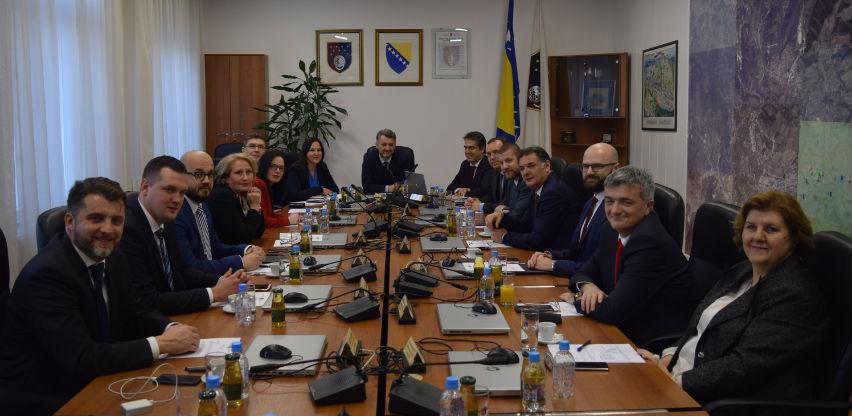 Utvrđen Prijedlog budžeta za 2019. godinu i upućen Skupštini Kantona