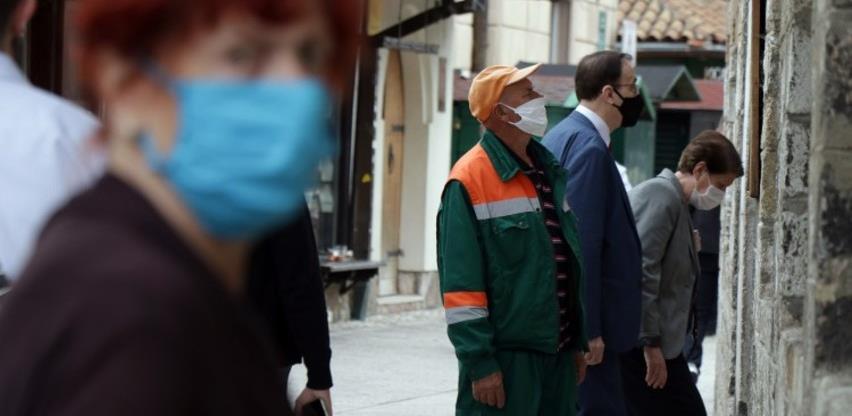 Krizni štab FBiH donio nove mjere za pravna i fizička lica