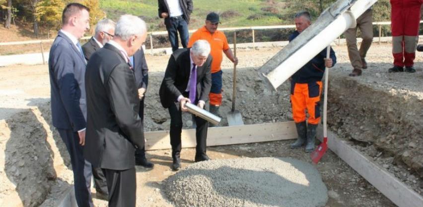 U Kiseljaku položen kamen-temeljac za novi Dom zdravlja