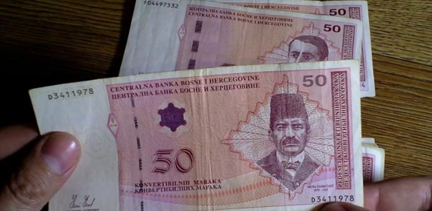 Na tržištu BiH najviše falsifikata od 50 KM i 20 eura