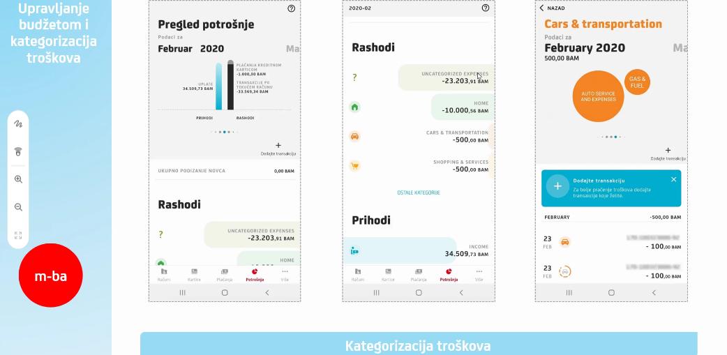 UniCredit Bank predstavila jedinstvenu redizajniranu mobilnu aplikaciju