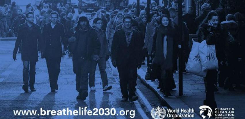 Sarajevo se pridružilo BreatheLife globalnoj kampanji za čist zrak