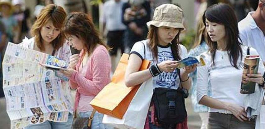 U augustu više od 185 hiljada turista, 15,3 posto više u odnosu na august lani