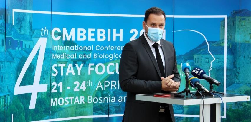 Konferencija CMBEBiH posvećena primjeni tehnologija i vještačke inteligencije u zdravstvu