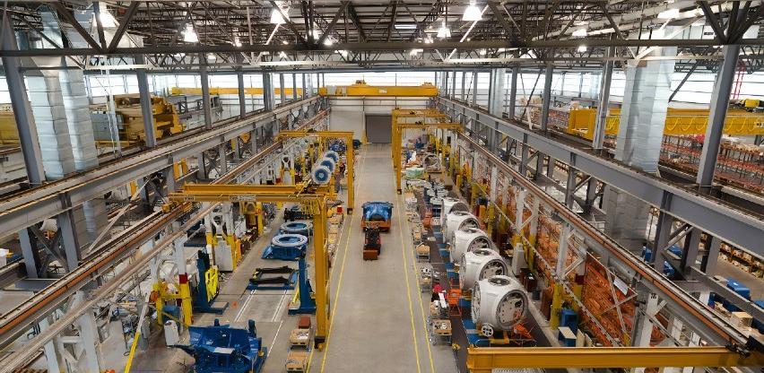 Desezonirana industrijska proizvodnja u aprilu veća za 1,3 odsto