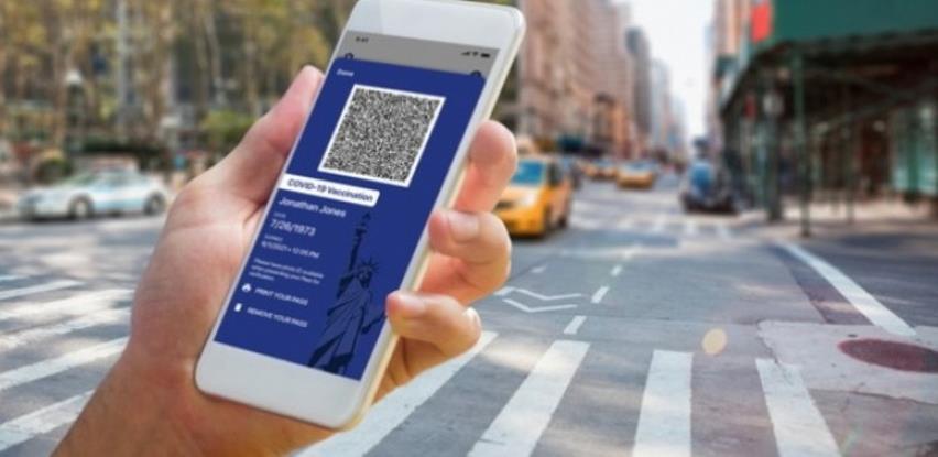 New York lansirao prvi digitalni Covid pasoš
