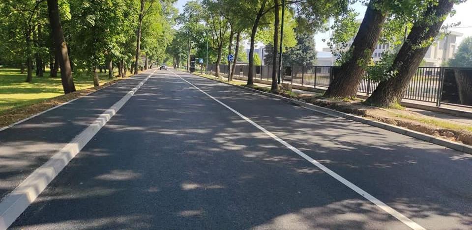 Završena rekonstrukcija Hrasničke ceste vrijedna oko 1,5 miliona KM