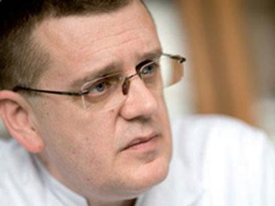 Haris Huseinagić, direktor Klinike za radiologiju i nuklearnu medicinu