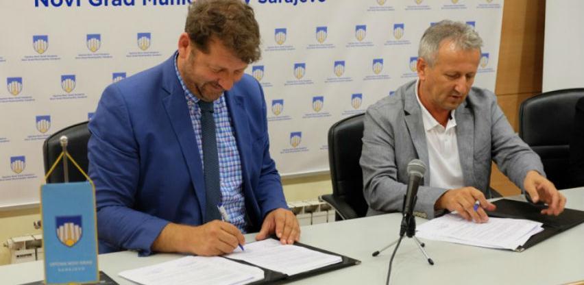 Potpisan okvirni sporazum o izgradnji bazena na Dobrinji vrijedan 6,6 miliona KM