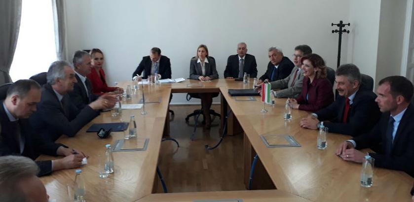 Intenziviranje saradnje privrednika Bosne i Hercegovine i Mađarske