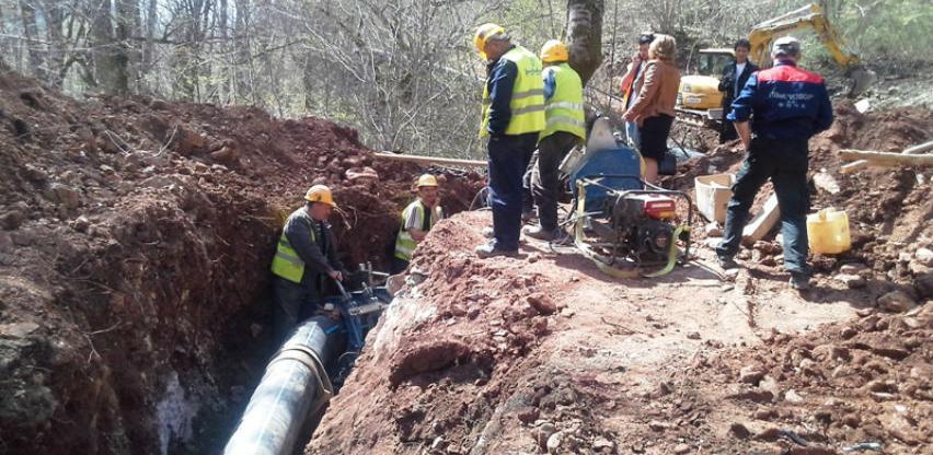 U Foči počela rekonstrukcija vodovodne mreže i ugradnja novih vodomjera