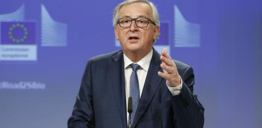 Juncker se nada dogovoru o Brexitu u novembru