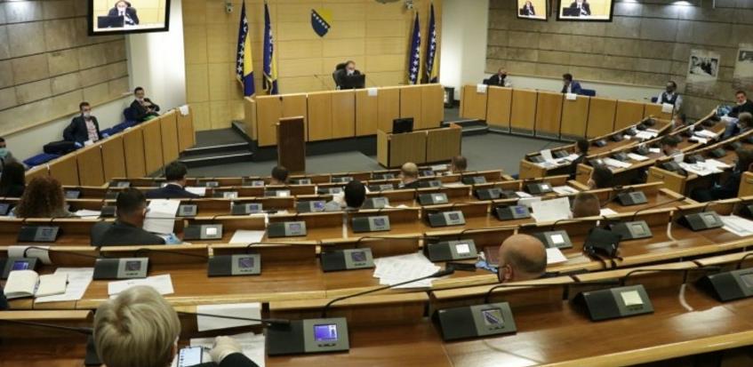 Dom naroda PFBiH u ponedjeljak nastavlja sjednicu glasanjem o 'korona zakonu'