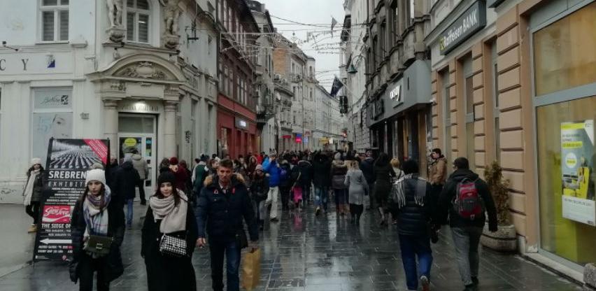 Sarajevo - Posljednje pripreme za doček Nove godine