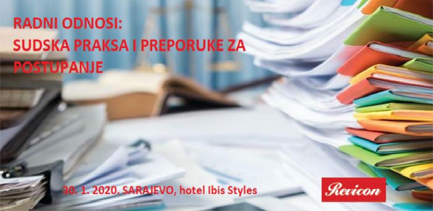 Radni odnosi: Sudska praksa i preporuke za postupanje
