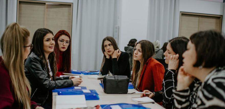 Pružena prilika mladim djevojkama da zakorače u svijet poduzetništva i ICT-a