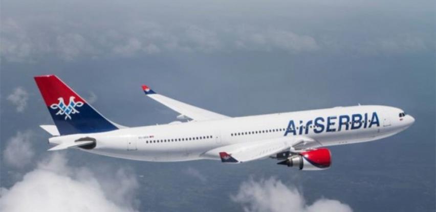 """""""Air Serbia"""" dozvolila besplatnu promjenu datuma putovanja"""