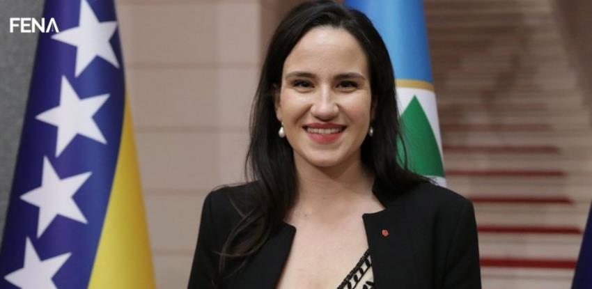 """Nova gradonačelnica: Vrijedno ću raditi kako bih vratila """"zlatno doba Sarajeva"""" (Video)"""
