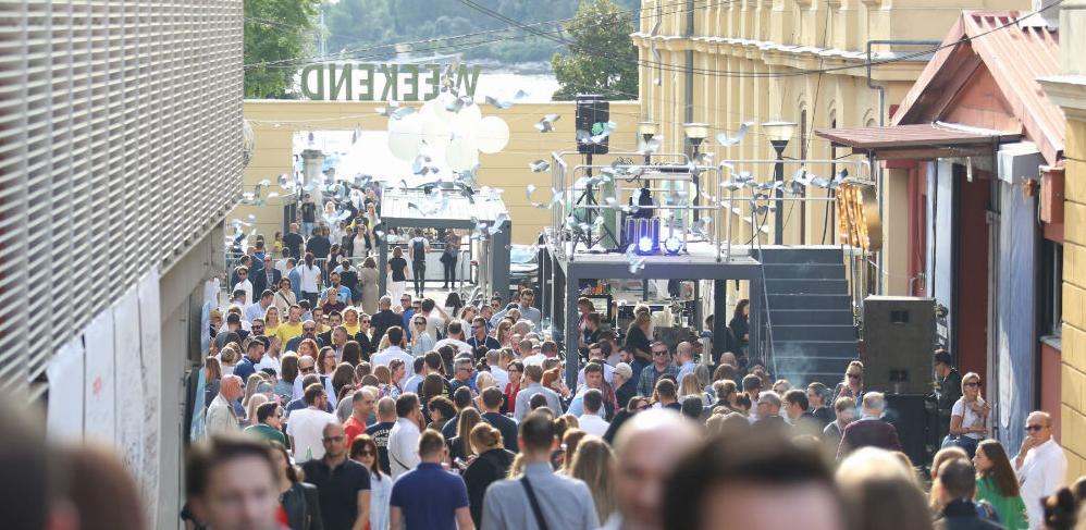 10. Weekend Media Festival okupio rekordnih 5000 posjetitelja