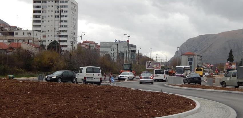 Mostar: Kružni tok u Zaliku uskoro se završava