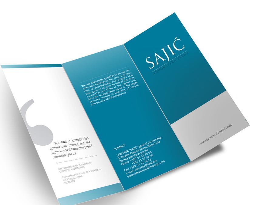 Advokatska firma Sajić: Saradnja sa nekoliko stranih konsultantskih firmi