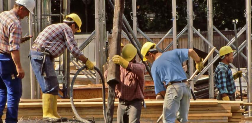 Vrijednost izvršenih građevinskih radova bh. firmi u inostranstvu veća 4,4 posto